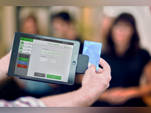 CAKE POS Software - Quickly process payments tableside.
