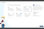 Terminus Software - Campaign Creation Dashboard