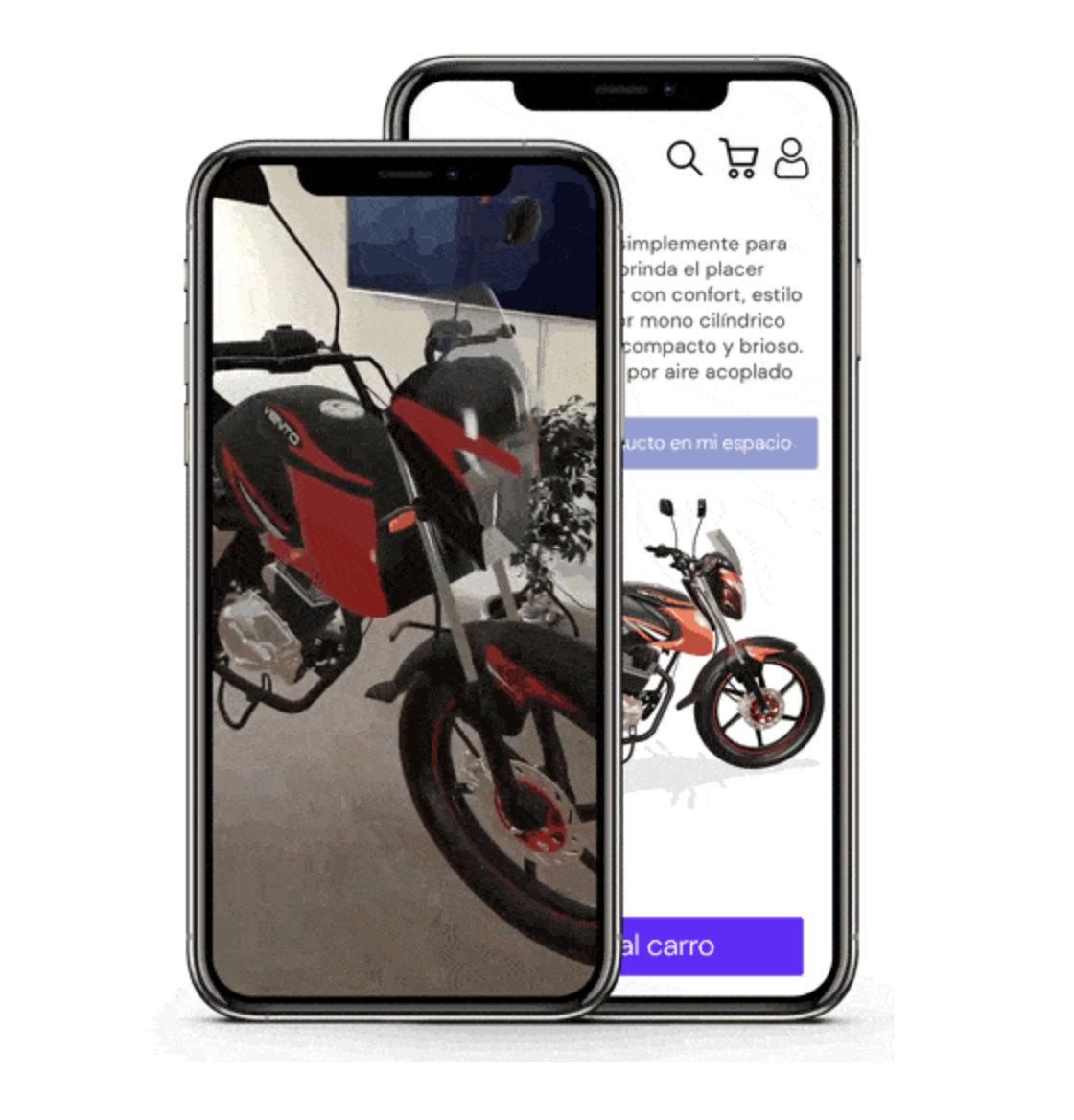 3D + AR product visualization
