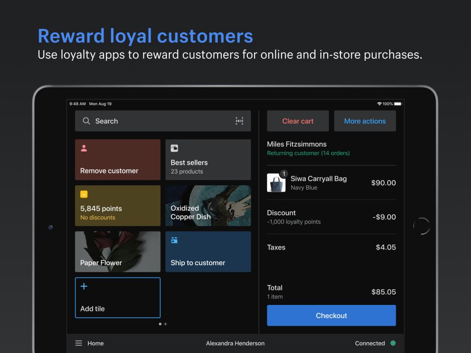 Shopify POS Logiciel - 5