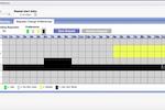 Capture d'écran pour TimeWorksPlus : TimeWorksPlus employee availability