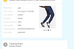 Kustomer screenshot: View customer orders or account information