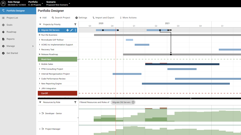 Meisterplan screenshot