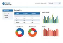 Metaphor IVR+ Software - Reporting