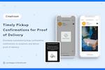 Capture d'écran pour PackageX Mailroom : Contactless Package Delivery Management Software