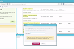 Mozenda screenshot: Collect limitless up-to-the-minute data from any webpage, document or file