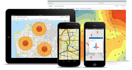ArcGIS Software - 3