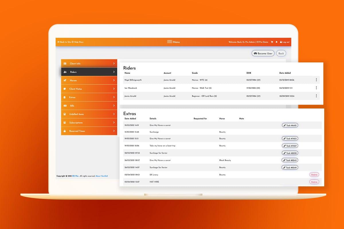 EC Pro Software - 2