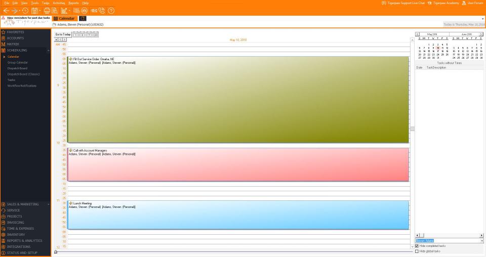 Tigerpaw Software Software - 2