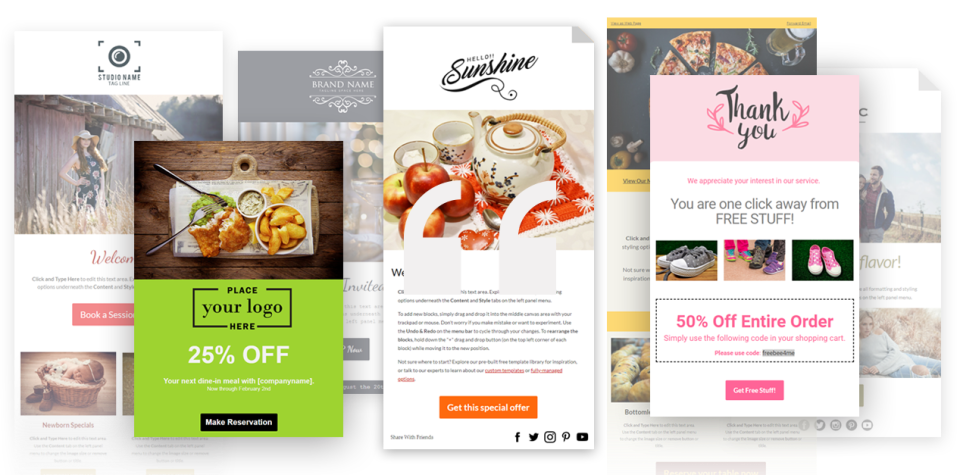 Beautiful Email Templates