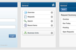 ManageEngine SupportCenter Plus Screenshot: ManageEngine SupportCenter Plus iPhone app