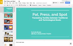 Google Slides Software - 3