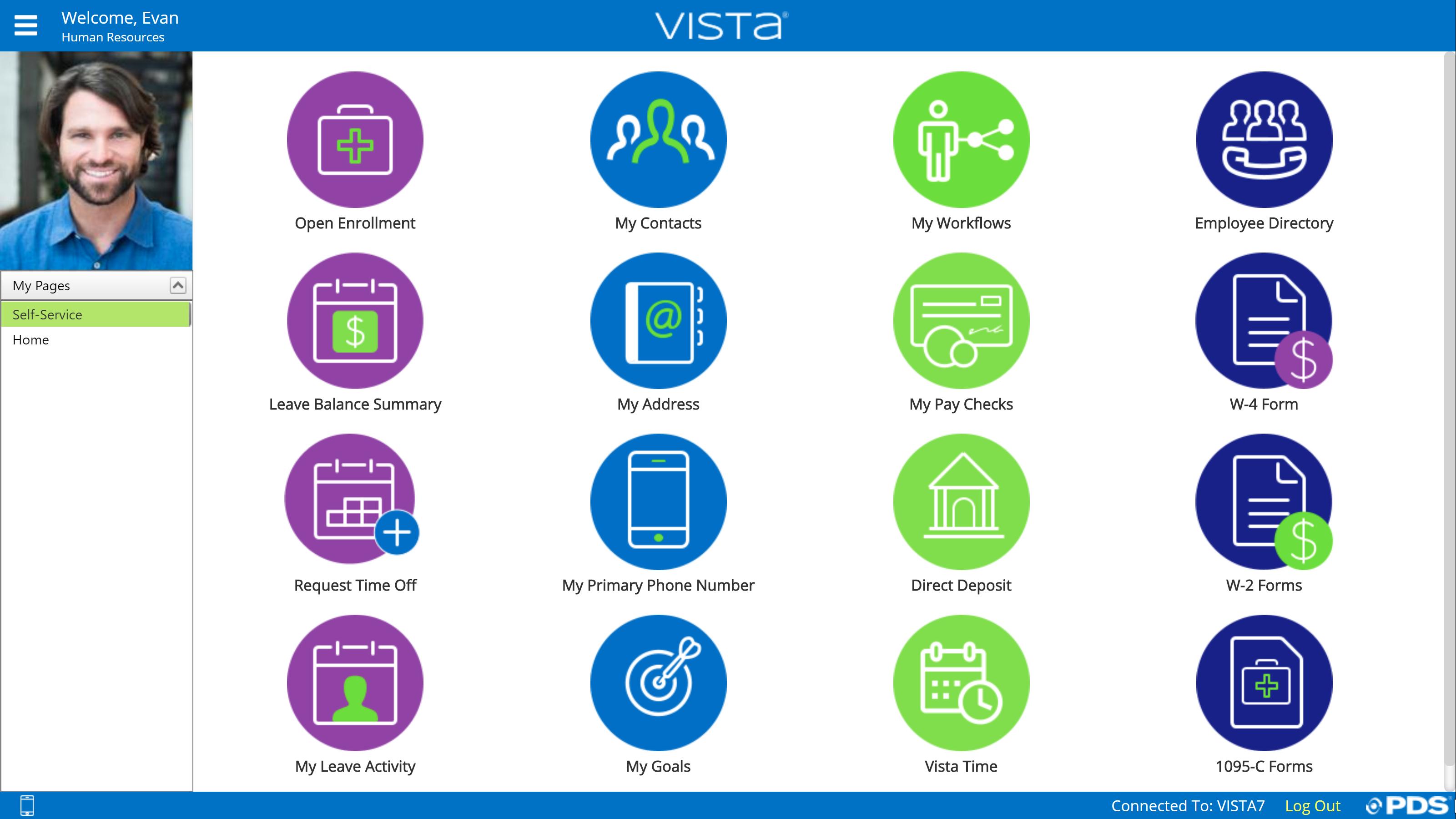 Vista Software - PDS Vista ESS