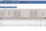 MedClarity screenshot: From the reimbursement management screen, users can create and view incidents