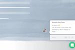 Intercom screenshot: Send auto-messages to website visitors