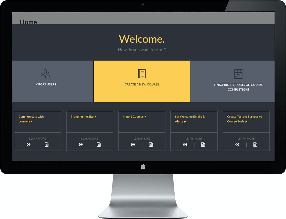 Edvance360 Software - Homepage