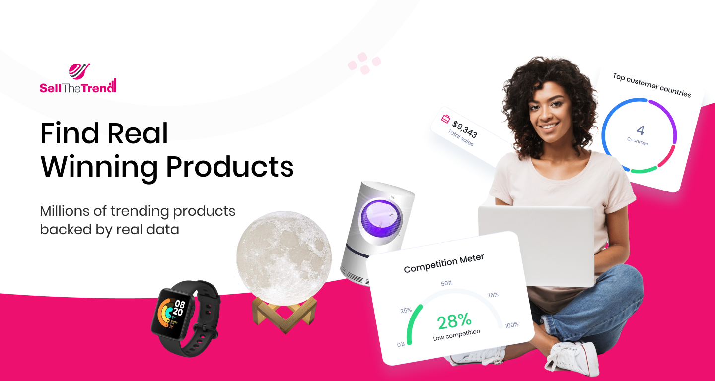 Verified Winning Products Backed by Data