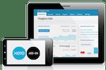 Schermopname van ezyVet: ezyVet integrates with Xero