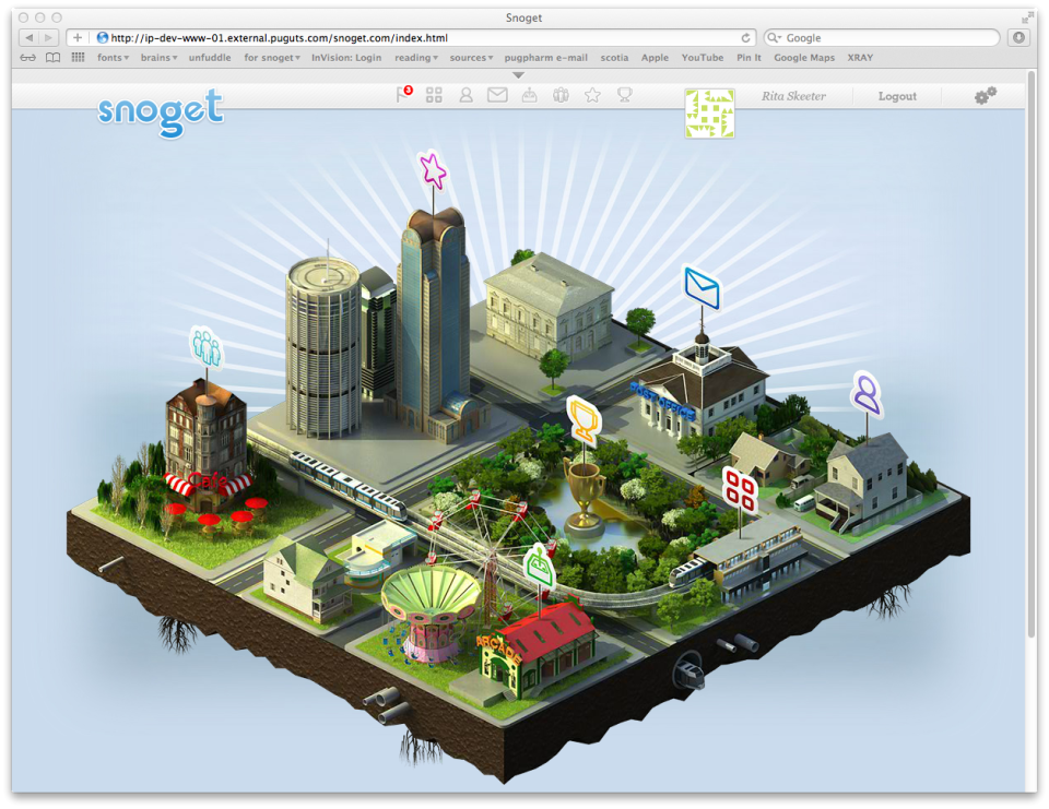 Virtual worlds can be created to engage customers and enhance loyalty