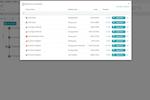 ABBYY Timeline screenshot: ABBYY Timeline protocol violations report