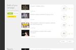 FreshMail screenshot: FreshMail Desktop