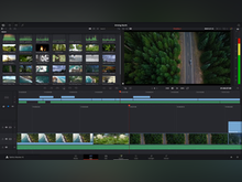 DaVinci Resolve Software - DaVinci Resolve portable editing