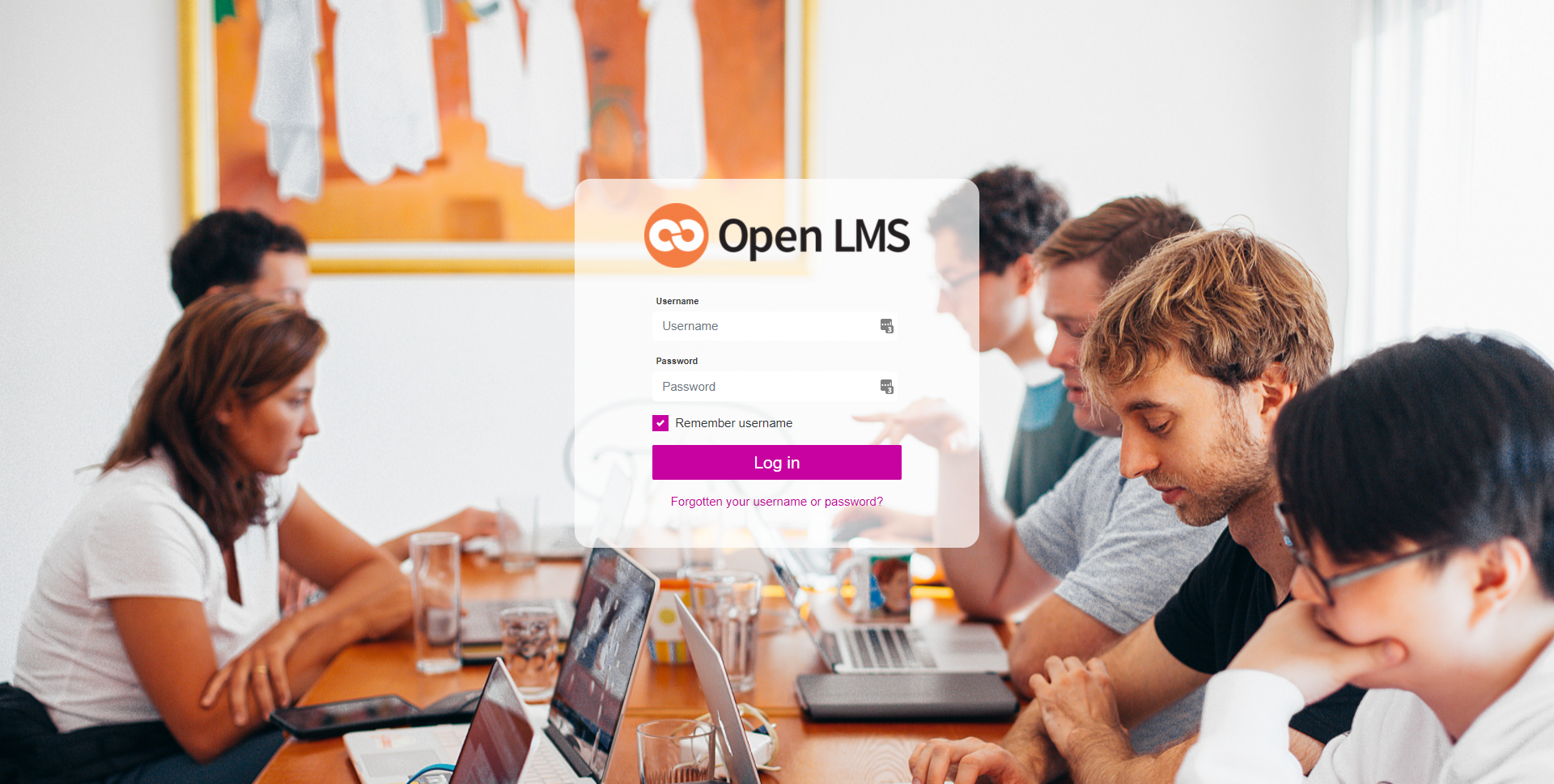 Open LMS Software - 3
