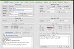 PrintPoint screenshot: PrintPoint job ticket management
