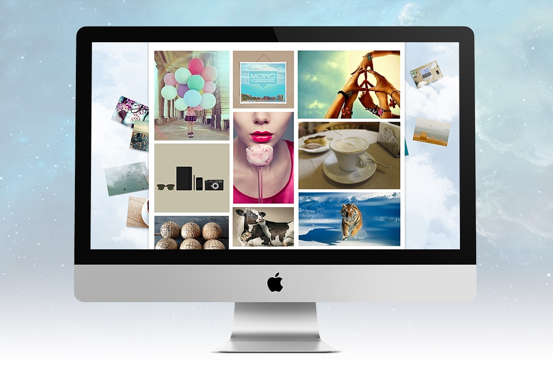 Tiled gallery layout: create beautiful galleries and make participants' images the real stars of the contests