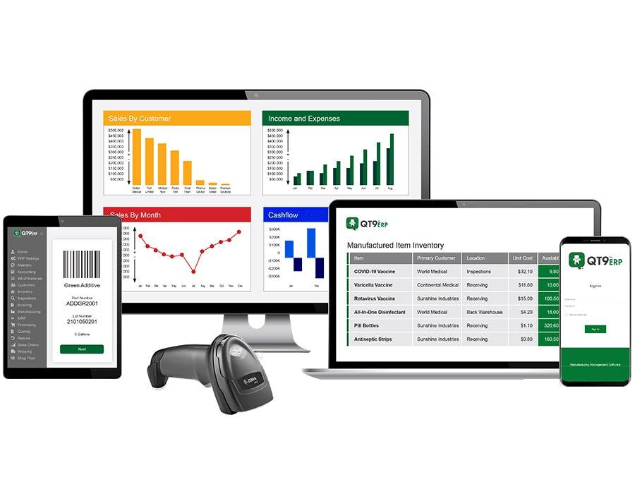 QT9 ERP Software - 5