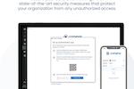 Azeus Convene screenshot: Enterprise-Grade Security and Hosting