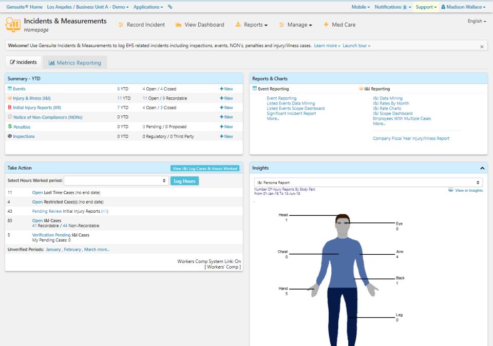 Benchmark ESG | Gensuite Software - 3