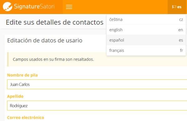 SignatureSatori Software - 6