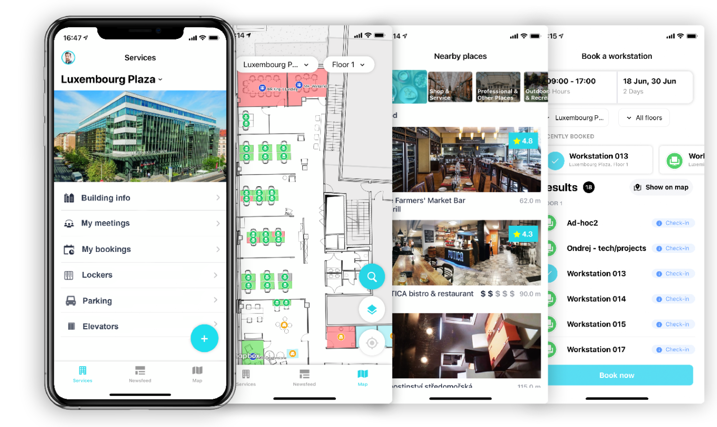 Workplace App