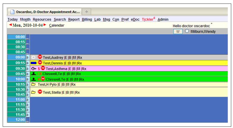 Oscar EMR by Oscar McMaster Software - 1
