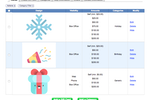 AudienceView Professional screenshot: Give your customers options to share experiences with friends and family. Gift cards open a new source of revenue for you while exposing your organization to new patrons.