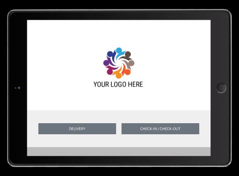 Custom Welcome Screen - Use Your Logo