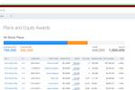 Capture d'écran pour Captable.io : Captable.io plans & equity awards