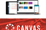 Capture d'écran pour CANVAS :