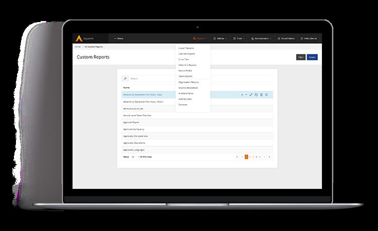 Cloud HR Software - 3