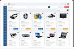 e-Procure screenshot: e-Procure marketplace