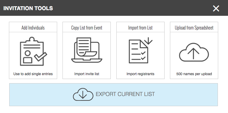 Eventsquid Software - 2