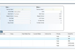 FMIS Asset Management screenshot: Users can schedule preventative maintenance for equipment in FMIS Asset Management