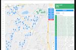 Capture d'écran pour stopCheckr : stopCheckr route optimization screenshot