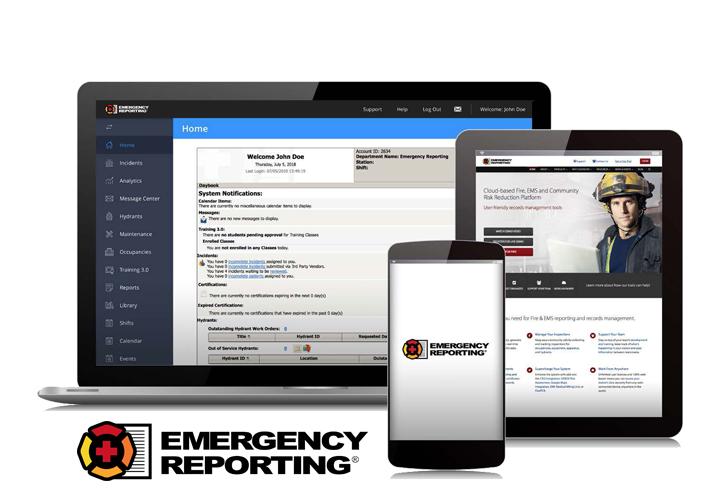 Emergency Reporting Logiciel - 2