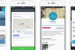 Hivebrite screenshot: Showcase projects, view maps, pay for events and more via mobile app
