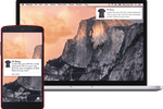 Engage360 Screenshot: Vizury's Browser Push Notifications work across all devices and websites