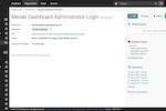 Capture d'écran pour IT Glue : The password vault enables secure password storage and management