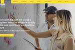 Qmarkets Idea Management screenshot: HENRi@Nestle Homepage - Facilitated by Qmarkets