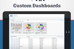 BiznusSoft HR screenshot: Custom Dashboards